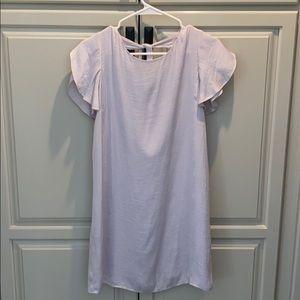 Light lavender dress!  Like brand new!